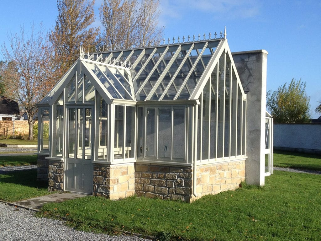 High quality greenhouse in County Offaly