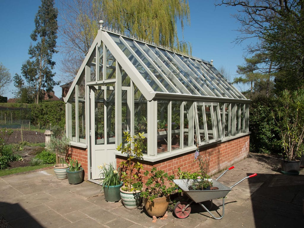 NGS greenhouses