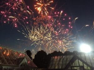 Hampton Court Fireworks