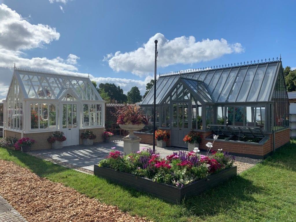 Hampton Court Victorian Greenhouse